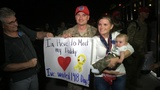 Guardsmen reunited with loved ones after returning home from deployment