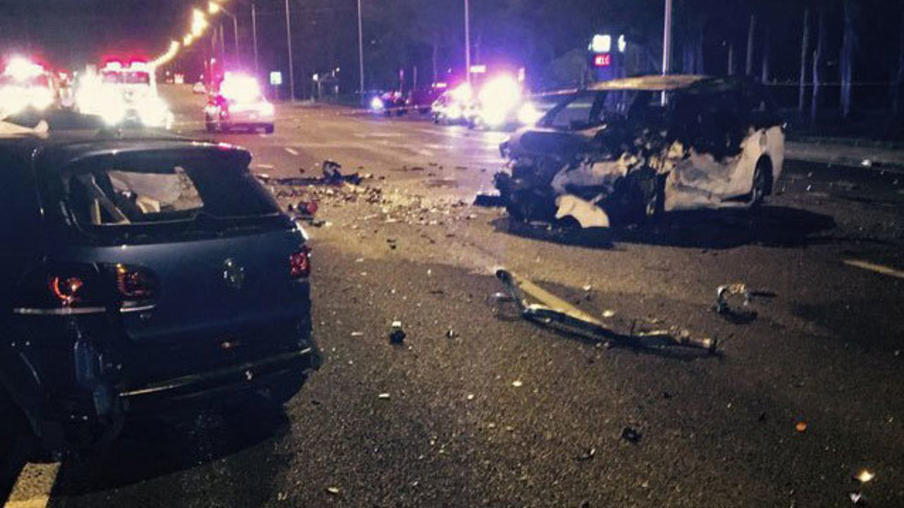 Woman Dies After Car Accident On I  Near Jacksonville