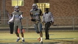 All star of the night: Lee quarterback Derrick Jones