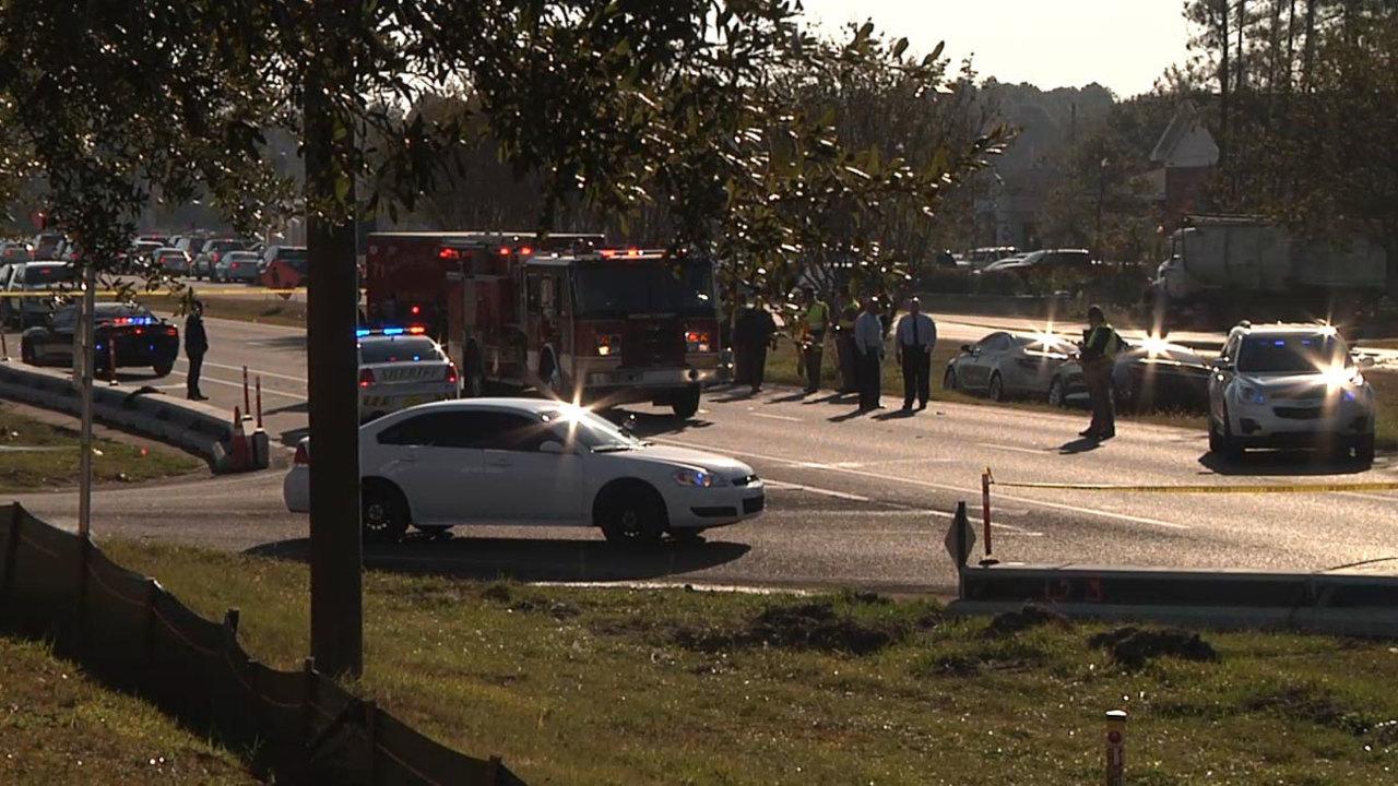 FHP: Nassau County deputy killed in crash in Yulee