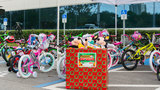 1,243 toys collected during Toy Drive at The Local Station
