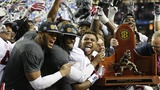 Alabama beats Gators 54-16 in SEC Championship Game