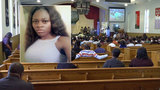 Family, friends lay woman killed in mass shooting to rest
