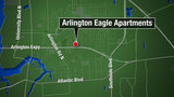 Arlington shooting sends man to hospital with serious injuries