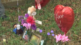 Vigil held for woman found dead behind abandoned home
