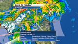 Tornado watch in effect west of Jacksonville
