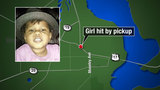 FHP: 3-year-old girl seriously hurt after being hit by pickup