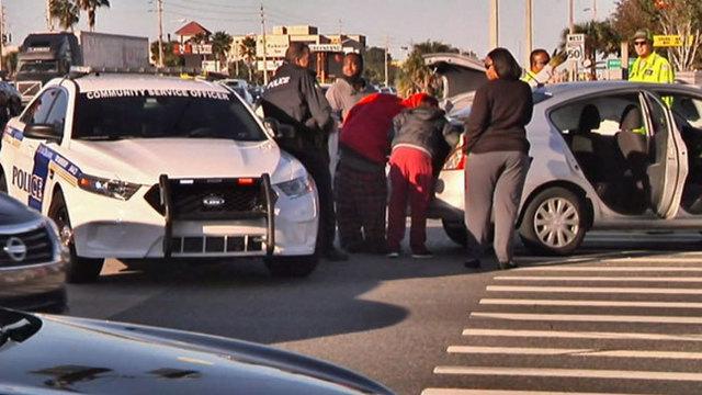 Orlando officer killed in traffic crash