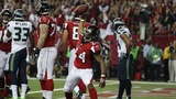 Falcons beat Seattle, advance to NFC title game