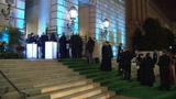 Nation's capital begins celebrating Trump's inauguration