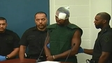 Accused cop killer curses at judge, says he will defend himself