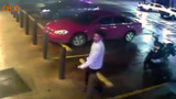 Police release video of suspect in Westside drive-by shooting