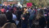 Thousands march in Northeast Fla. joining Women's March on Washington