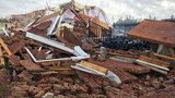 14 die in Georgia storms&#x3b; more than 50 injured in Albany