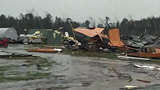 Residents pick up pieces after deadly Georgia tornadoes