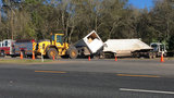 1 killed in truck crash on US 301