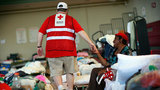 Red Cross deploys volunteers to devastated disaster areas