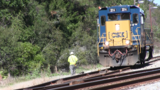CSX to lay off 1,000, change leadership