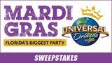 Universal Mardis Gras Sweepstakes