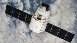 SpaceX waves off docking with International Space Station