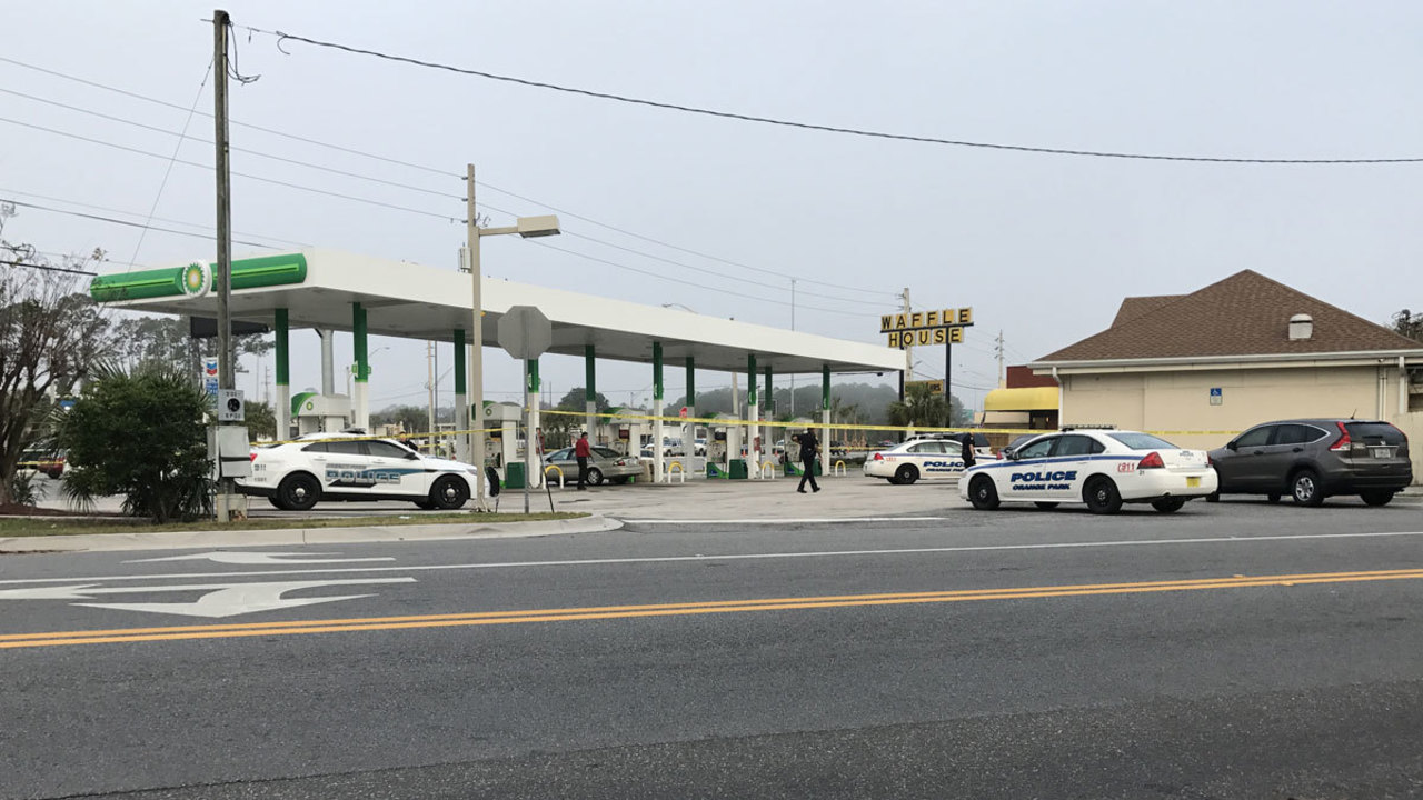 Police Man Found Dead In Gas Station Bathroom