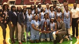 Ribault girls rolls to 12th state basketball title