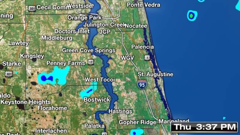 BMW Jacksonville Fl >> Weather   Jacksonville, Florida Forecast, Radar, Severe Alerts...