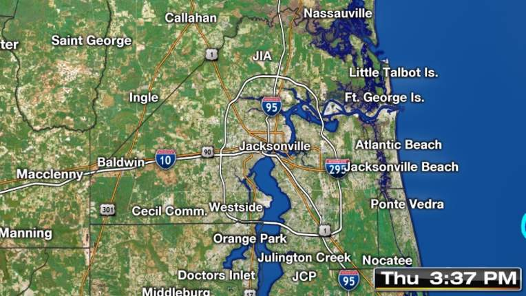 Fernandina Beach Florida Weather Radar