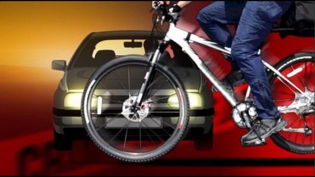 Bicyclist killed in crash near Adventure Landing