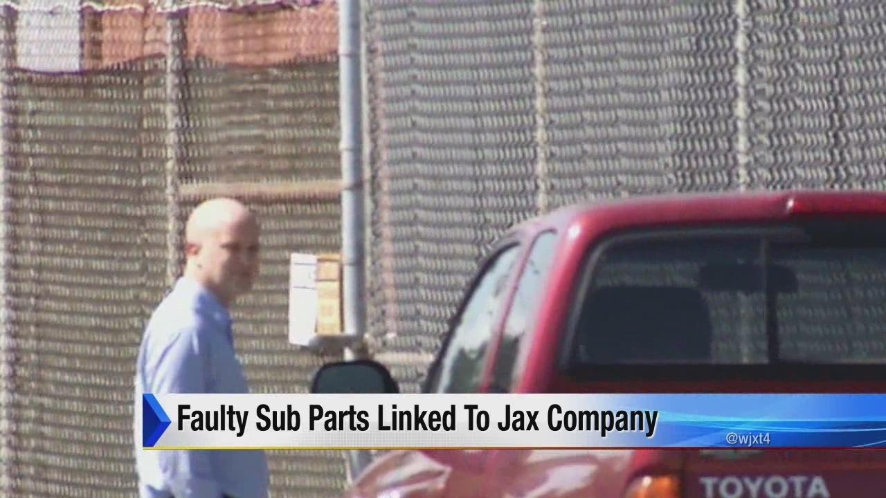 faulty submarine parts