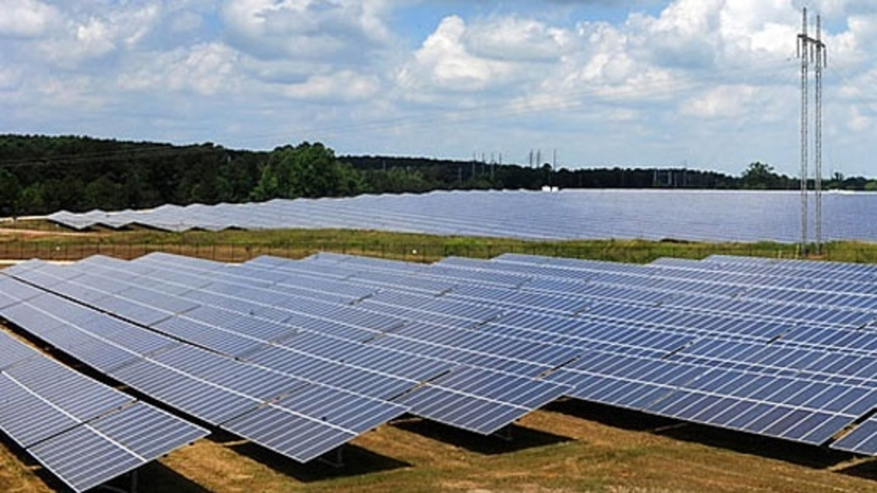 Georgia Power To Build Solar Farm At Kings Bay