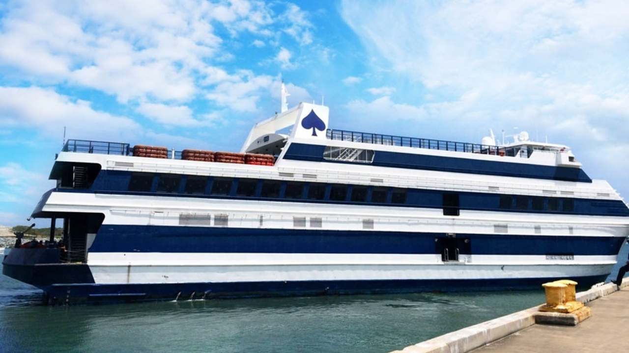 Victory II Casino Cruise Ship Relocated From Jacksonville - Jacksonville cruises