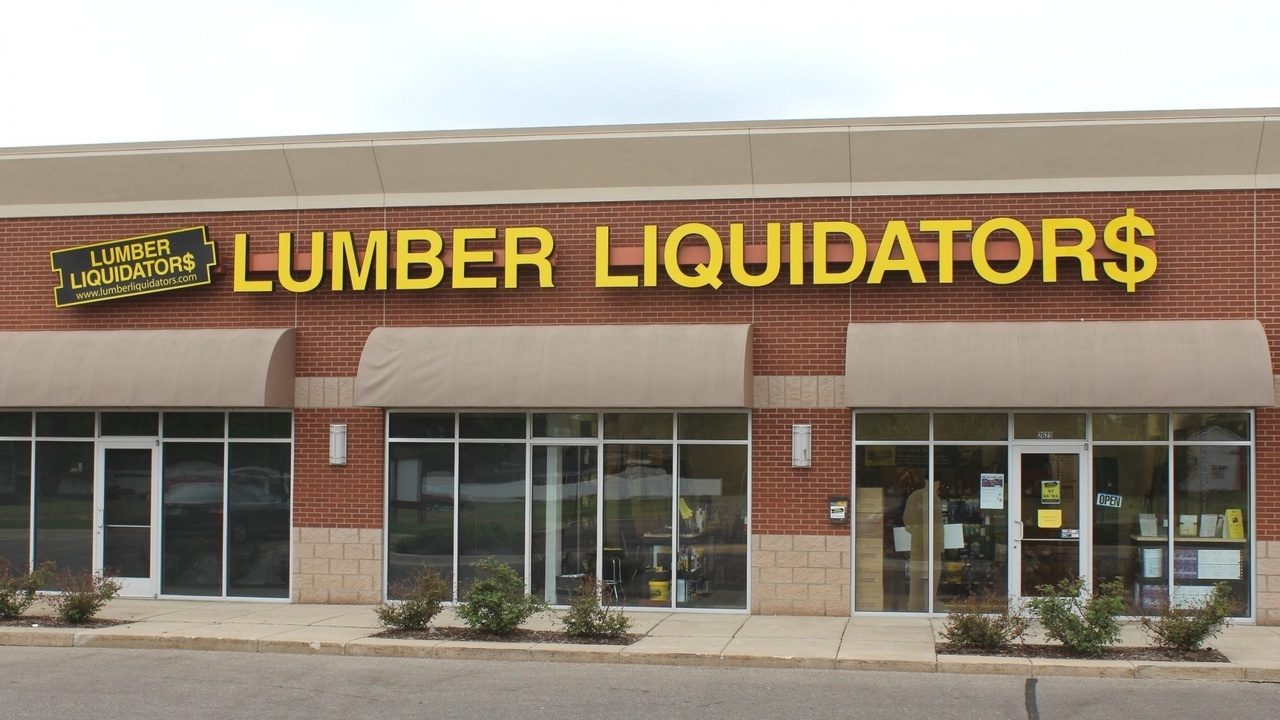 Lawsuit Filed Against Lumber Liquidators
