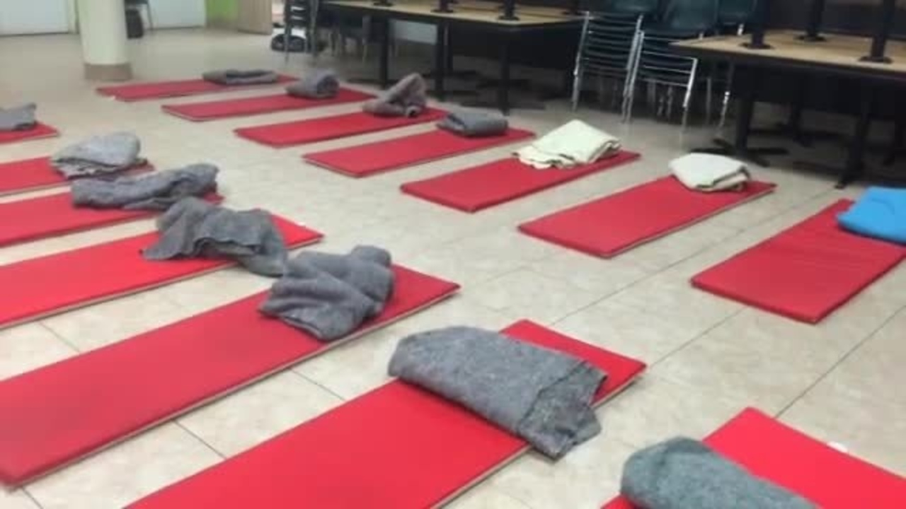 City Rescue Mission Opens Cold Weather Shelter