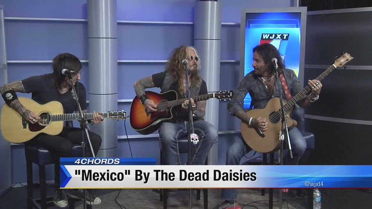 4 Chords The Dead Daisies