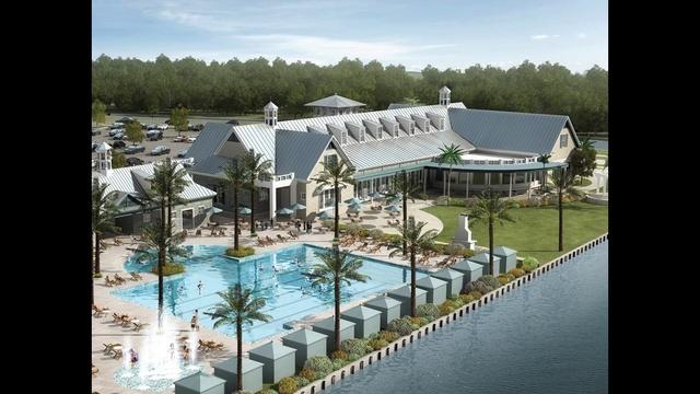 Atlantic Beach Country Club rendering