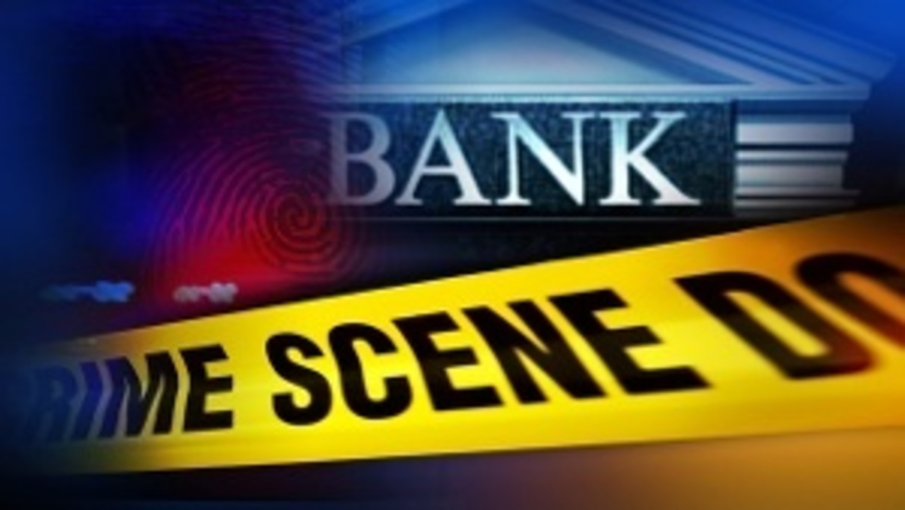 police report on bank robbery Police have released surveillance pictures of a suspected bank robber in south jersey it happened at the sun trust bank in collingswood, camden county tuesday afternoon police tell action news .