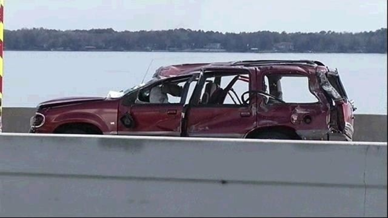 Car Accident Buckman Bridge Jacksonville Fl
