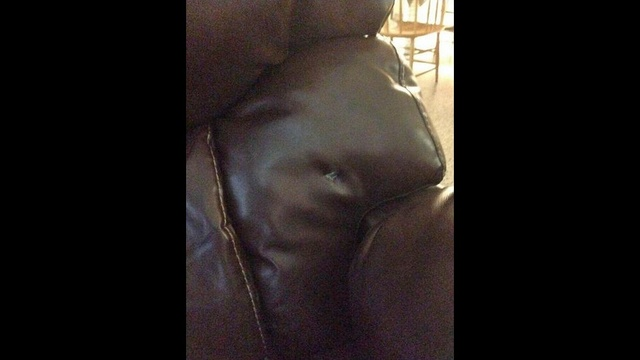 Bullet hole in chair_26421844