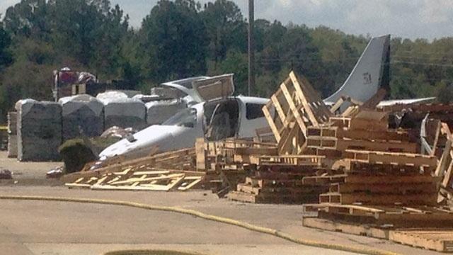 Cessna 550FG crash