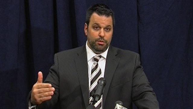 Cory Strolla post-verdict news conference