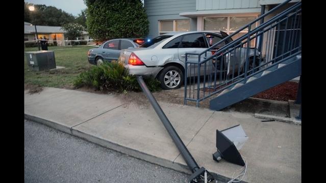 Stolen Ford 500