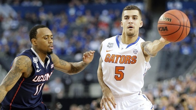 UF vs. UConn in Final Four game