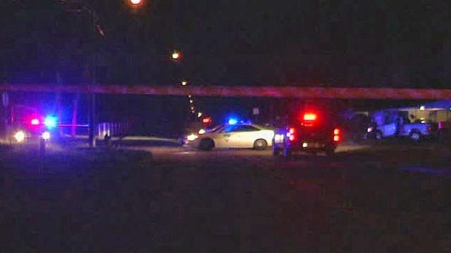 Hillman Drive and Falcon Street crash