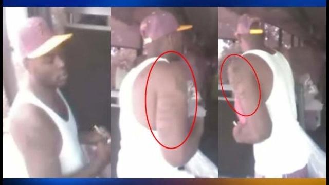 Lake City bus burglar