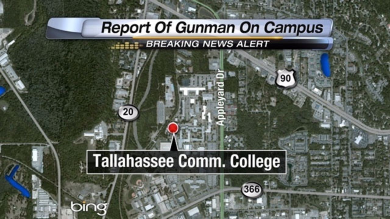 Police give 'all clear' on Tallahassee Community College ...