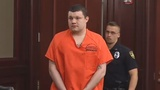 Man convicted 3rd time of killing neighbor sentenced to death