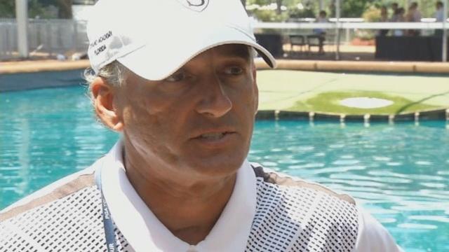 Pro golfer Rob Strano_25840430