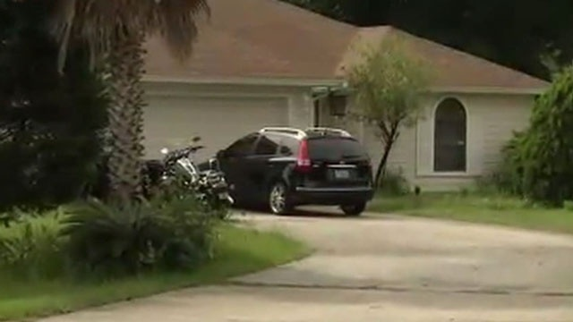 Home where 18-month-old was left in hot car