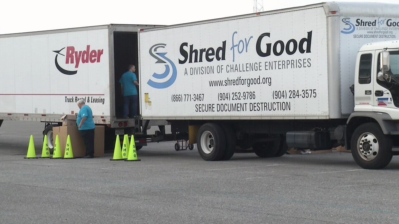 free shredding event at everbank field With personal document shredding jacksonville fl